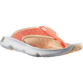 Salomon Reelax Break 5.0 Shoes Women, oranje/wit